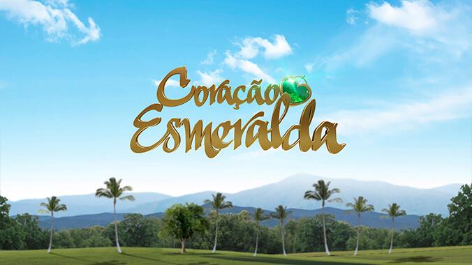 Coração Esmeralda